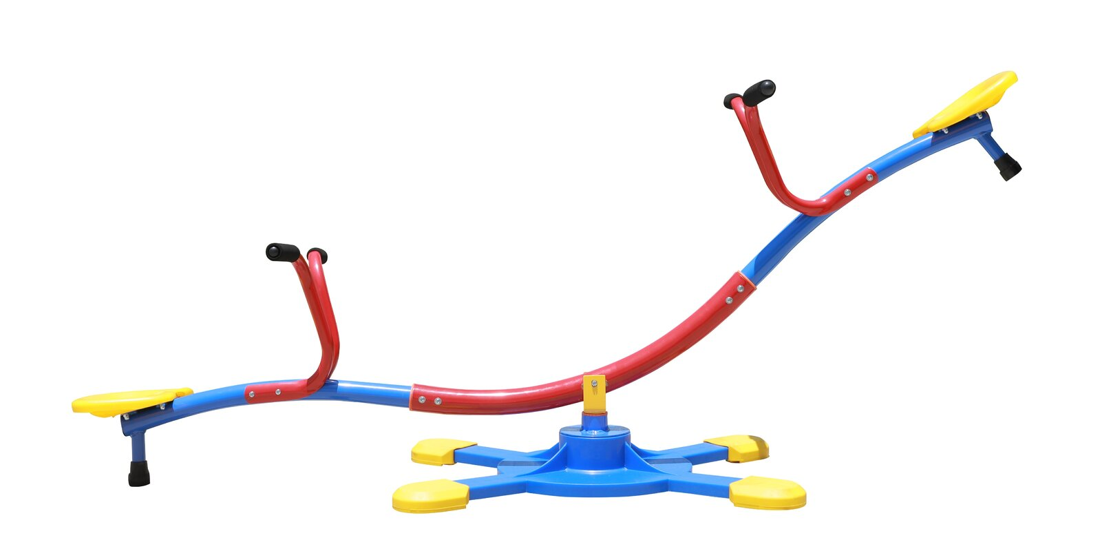 Kids 360° Swivel Seesaw Teeter Totter