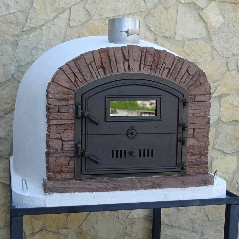 Ventura Brick Premium Pizza Oven