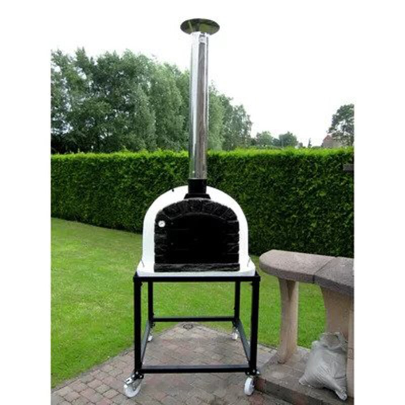 Traditional Brick Famosi Wood Fire Pizza Oven
