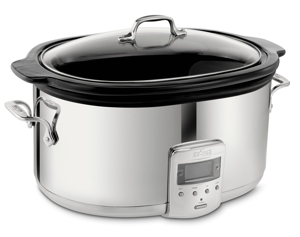 All-Clad Electrics 6.5 Qt. Slow Cooker