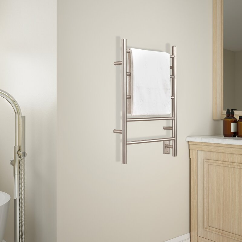 3 In 1 Freestanding/Wall Mounted Electric Towel Warmer