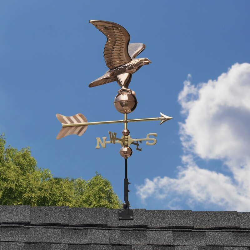 Cottage Eagle Weathervane