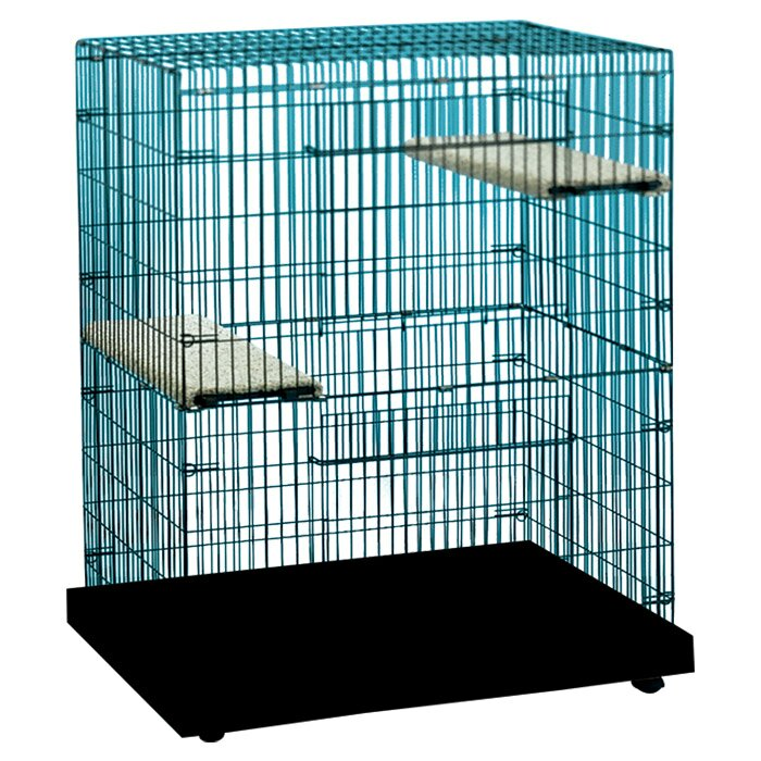 Outdoor Cat Cage/Crate
