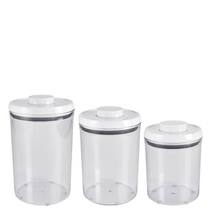 Good Grips 3 Container Food Storage Set