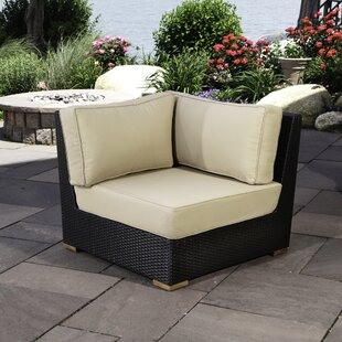 Madbury Road Salina Teak Patio Chair with..