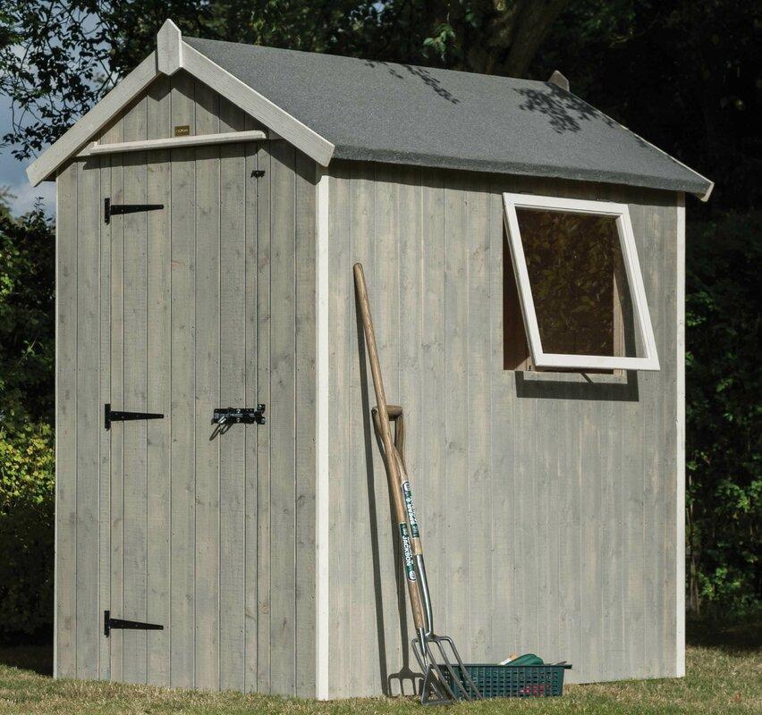 bluebell 6 x 4 garden shed - Garden Sheds 6x4
