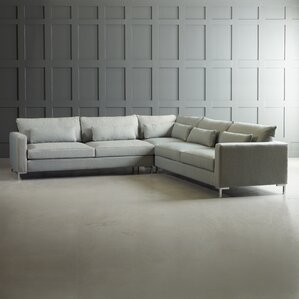 Spencer Sectional by DwellStudio