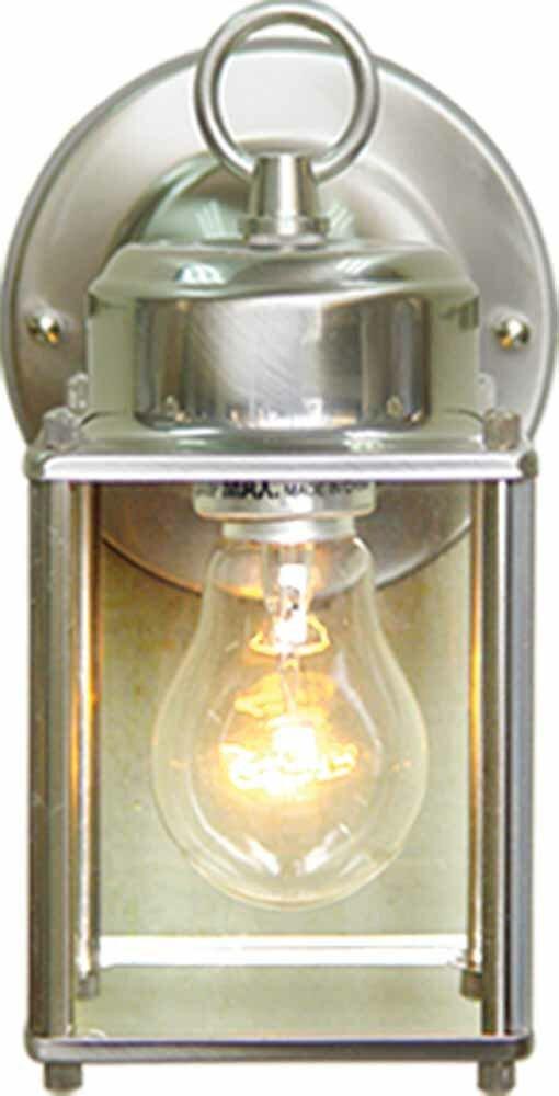 Charlton Home 1 Light Outdoor Wall Lantern Reviews Wayfair
