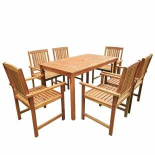 Free S&H Banton 6 Seater Dining Set