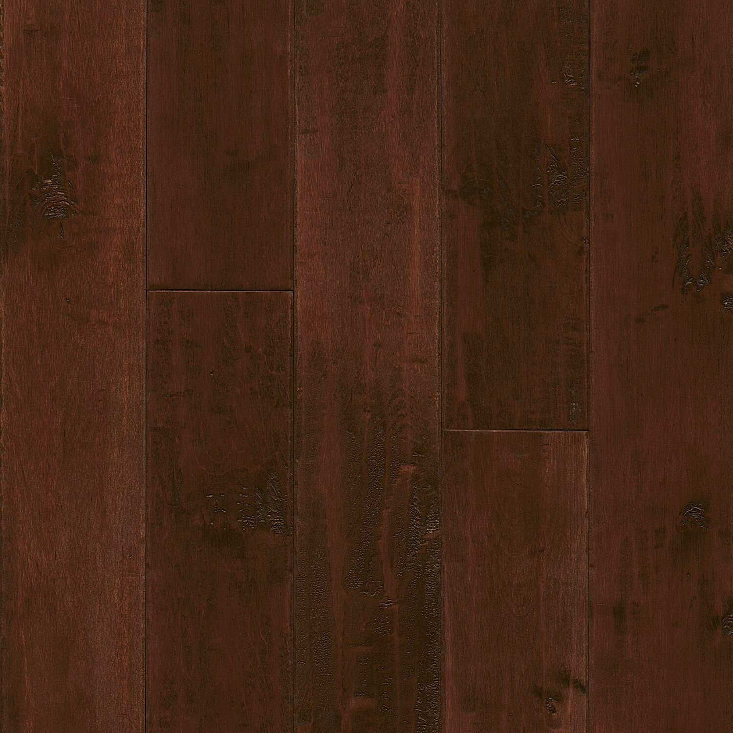 Ahf Products Maple 3 4 Thick X 5 Wide X Varying Length Solid Hardwood Flooring Wayfair