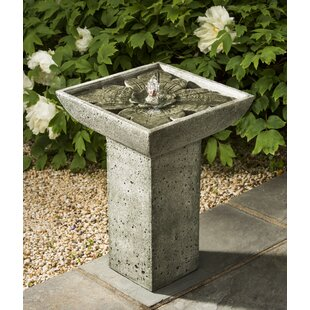 Campania International Concrete Andra Fountain