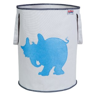 Check Prices Dr. Seuss Horton Fabric Storage Bin By Trend Lab