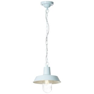 Marysville 1-Light Outdoor Pendant By Brambly Cottage