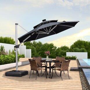 Dietrich 3.3m Cantilever Parasol By Freeport Park