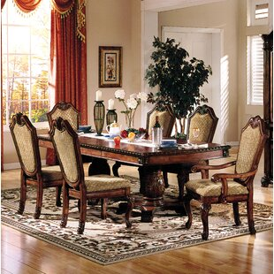 Astoria Grand Liam Extendable Dining Table