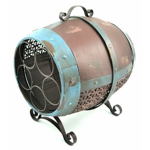 Workman Decorative Barrel 5 Bottle Tablet..