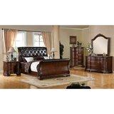 Ronny Queen Sleigh 5 Piece Bedroom Set (Set of 5) by Astoria Grand