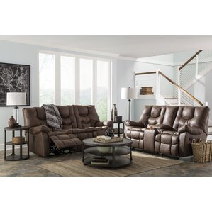 Foraker Configurable Living Room Set by Loon..