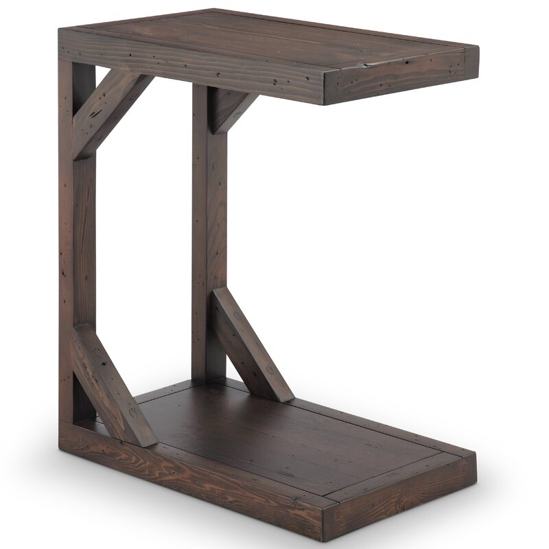 Exceptionnel Sharleen C Shaped End Table