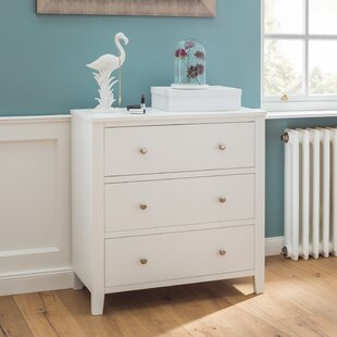 Kingsbridge 3 Drawer Chest Of Drawers By Fairmont Park