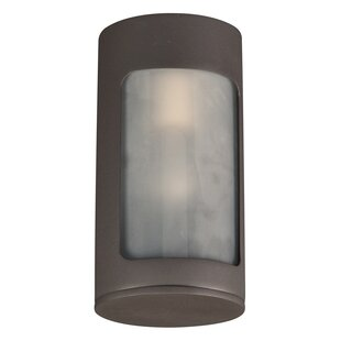 Louth Outdoor Flush Mount by Ebern Designs