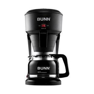 10-Cup Pour Over Coffee Maker By Bunn