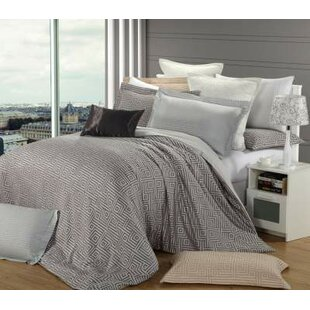 Luxury Cotton 3 Piece Duvet Cover Set