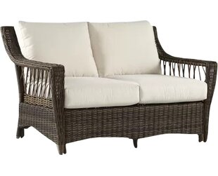 Satterwhite Loveseat with Cushions by Bloomsbury Market