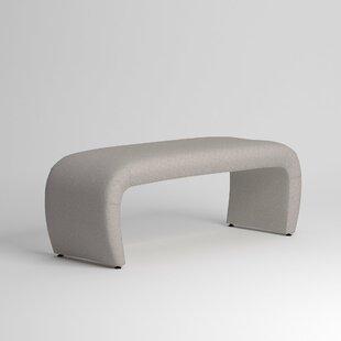 Harper Upholstered Bench by Wayfair Custom Upholstery™
