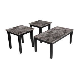 Starkey 3 Piece Coffee Table Set (Set of 3)