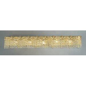 Regency II 5-Light Bath Bar Classic Lighting
