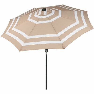 Docia 9 Market Umbrella by Freeport Park Discount
