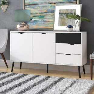Mateer 5 Drawer Sideboard