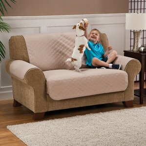Box Cushion Loveseat Slipc..