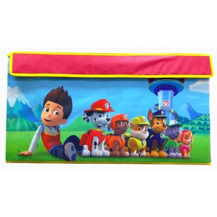 Linen Depot Direct Paw Patrol Collapsible Accent Trunk