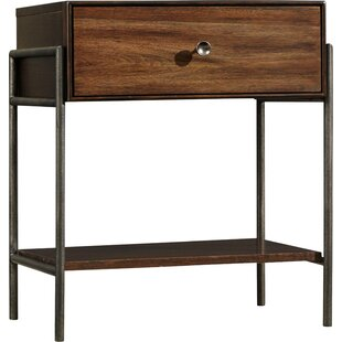 Studio 7H 1 Drawer Nightstand
