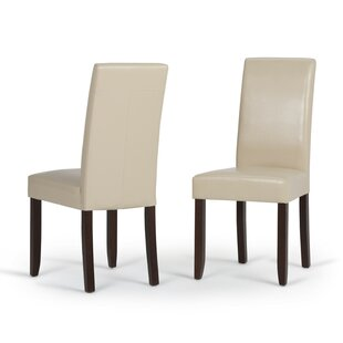 AbdulBasit Upholstered Dining Chair Set of 2