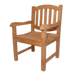 Kingston Teak Patio Dining Chair