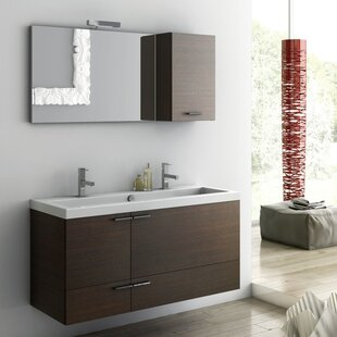 Letourneau 47 Bathroom Double Vanity Set