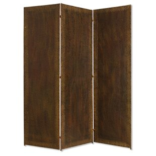 Forger 3 Panel Room Divider by Screen Gems