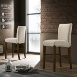 Hasbrouck 24.5'' Counter Stool (Set of 2) by Red Barrel Studio®