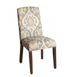 Best Reviews Neena Parsons Chair (Set of 2) by Bungalow Rose