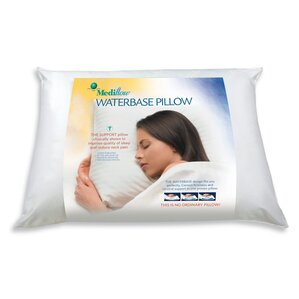 Original Waterbase Polyfill Standard Pillow by Mediflow