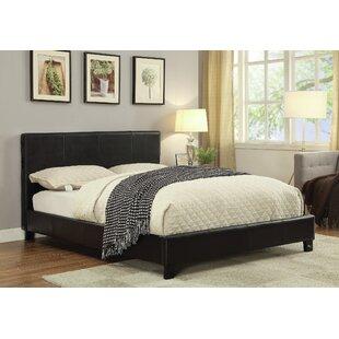 Latitude Run Bertram Upholstered Panel Bed
