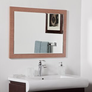 Arbor Modern Wall Mirror By Decor Wonderland