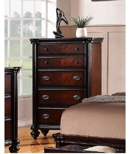 Farrer 5 Drawer Chest