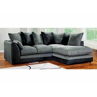 Raffaele Corner Sofa By Brayden Studio