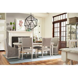 Tennille Upholstered 5 Piece Dining Set by August Grove