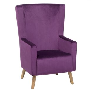 Hamerton Wingback Chair By George Oliver