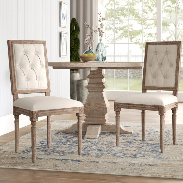 Dining Room Chairs With Upholstered Backs 2